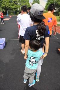 儿子幼儿园运动会-1